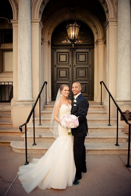 Providence Public Library Wedding Planner