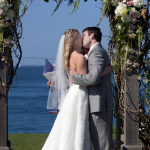 Castle Hill Inn Wedding Ceremony