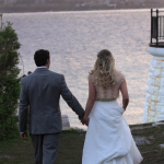 Castle Hill Inn Lighthouse Wedding